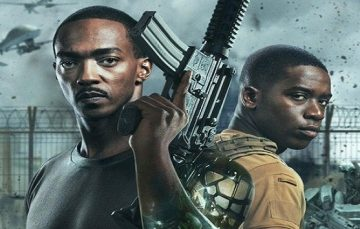 Movie Review: 'Outside the Wire' is an Explosive Action Thriller Showing the Dangers of Sentient AI