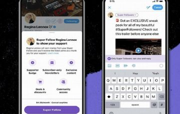 Twitter Unveils 'Super Follows' Feature so You Can Charge for Exclusive Tweets