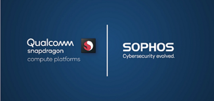 Sophos Intercept X to Provide Endpoint Protection for Qualcomm, Snapdragon Powered 5G Pcs