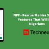 App Review: Nigeria Police