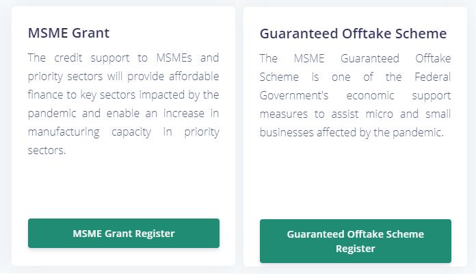 MSME CRM portal