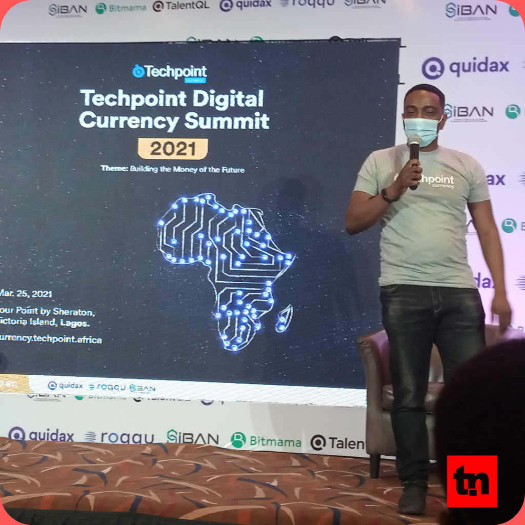 Muyiwa Matuluko, CEO of Techpoint Africa