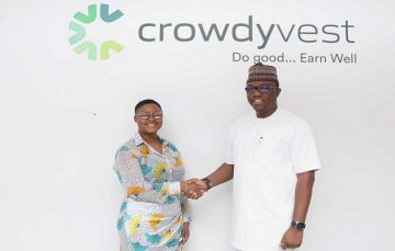 Onyeka Akumah Steps Down as Crowdyvest Transitions into Fintech Platform