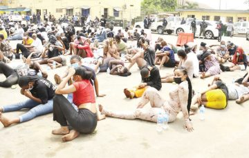 Covid-19 Update: 2.3m Nigerians Have Registered For Vaccine, 172 Clubbers Fined N6.8m