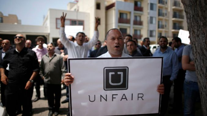 Drivers-In-Lagos-Are-Suing-Uber-For-Employee-Status