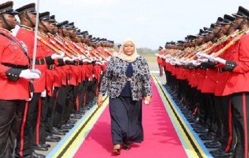 Social Media Roundup: Samia Hassan Becomes Tanzania's First Female President