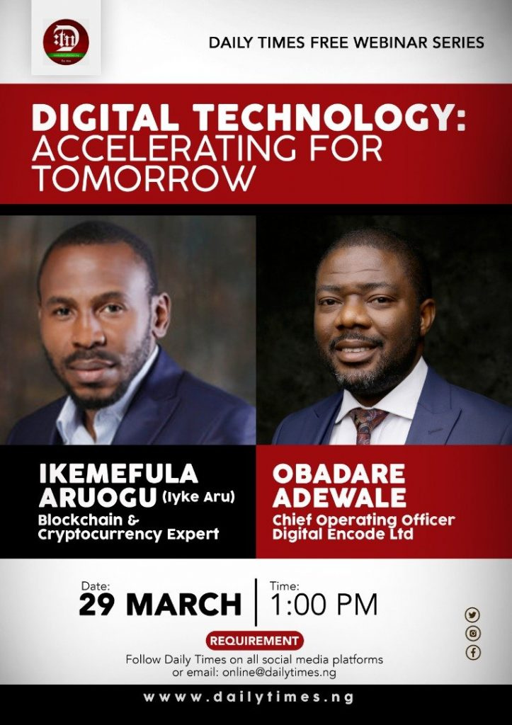Tech Events this Week: The Future of the African Cloud, Women Growth Webinar and Others