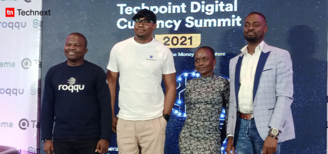 Techpoint's Digital Currency Summit