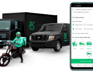 From Bikes and Cargo Boxes, Nigeria's Kwik Delivery Includes Vans and Pickups to its Last-mile Service
