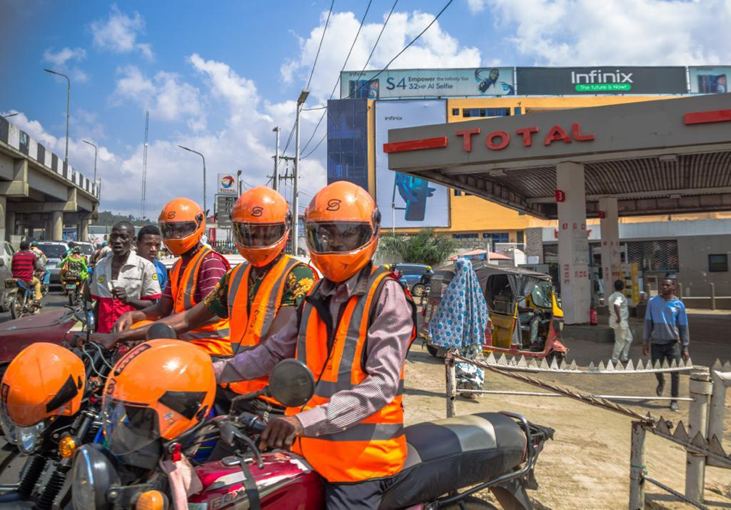 Safeboda has onboarded more than 2,500 drivers on its platform