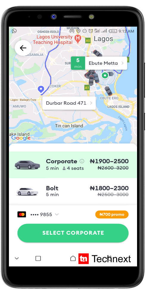 'They Want to Put Us Out of Jobs' - Uber/Bolt Drivers Decry New Lagos Ride Scheme