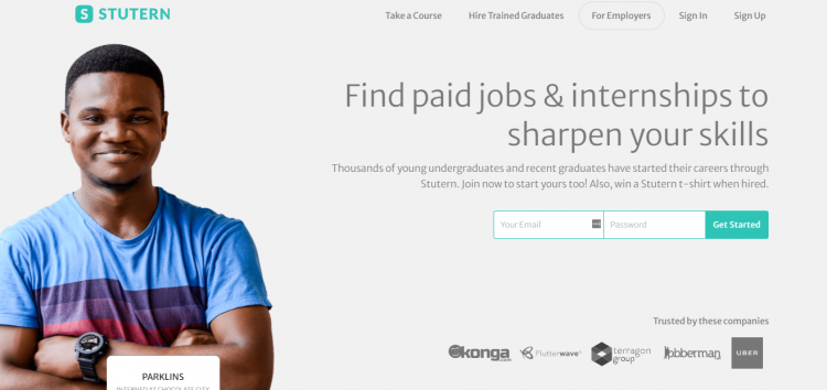 Stutern Helps Young People Acquire Tech Skills and Connect with Employers