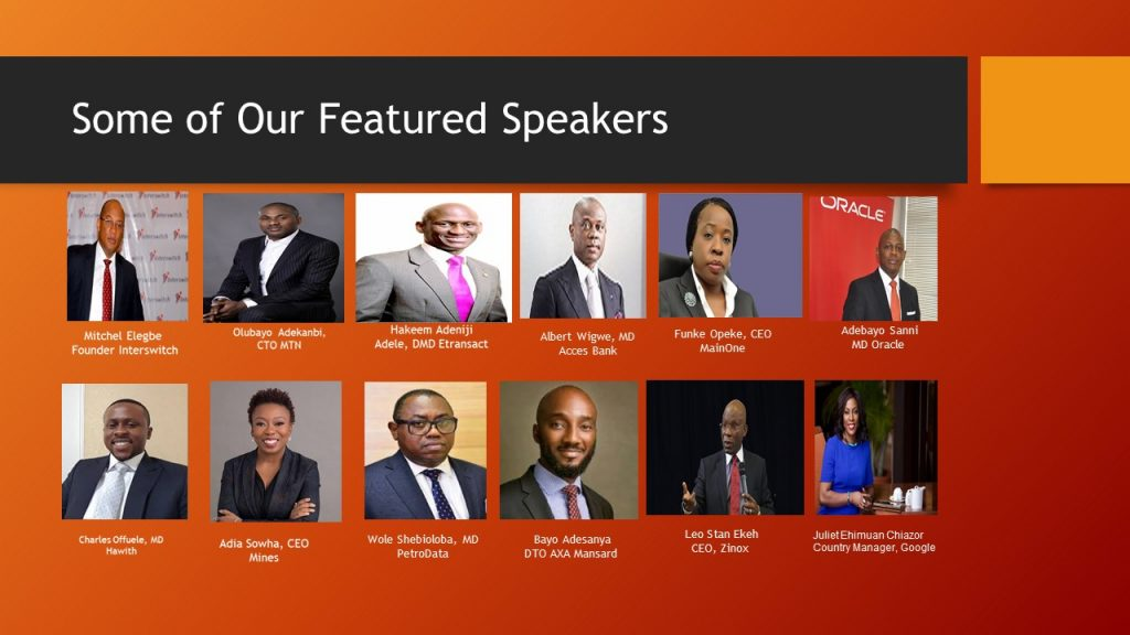 Tech Events this Week: Lagos Digital Summit, Future of Banking in Africa and Others