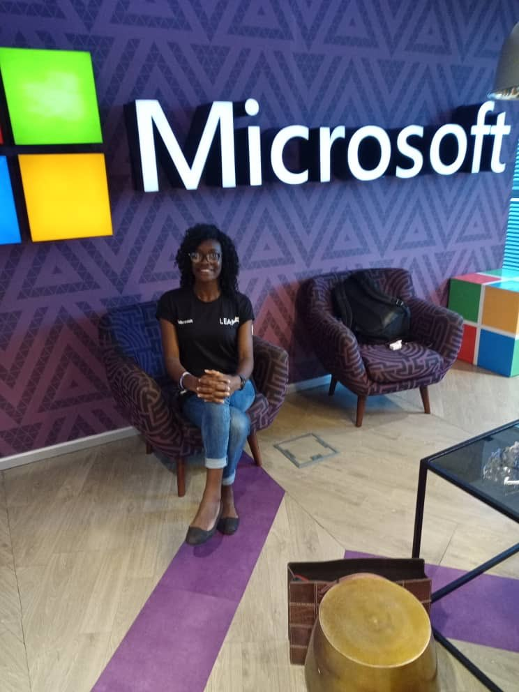 'People Thought I Attended Tech Events to Hookup with Men' - Temilade Adelakun