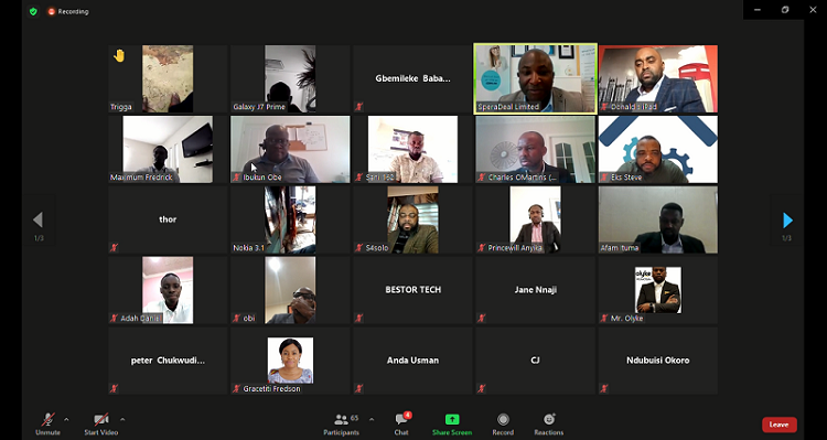 Talent Development Platform, SperaDeal Launches in Nigeria to Fund Creative Solutions from African Innovators