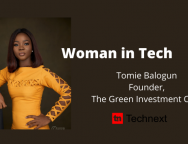 'Banks Told me I was too Young to Buy Stocks' – Tomie Balogun on why she Ventured into Investments