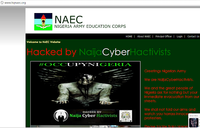 Jamb Isn't the First! Here are 5 times the Nigerian Government has been hacked