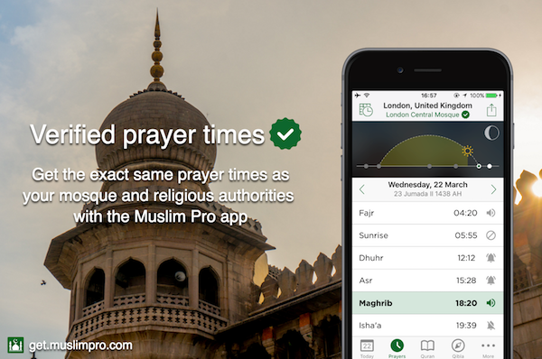 5 Ways Tech Can make Ramadan Easier for Your Body and Soul
