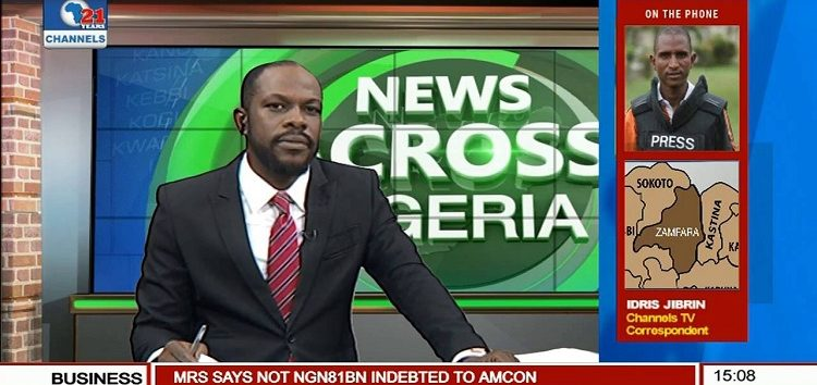 Breaking: NBC Suspends, Slams 5 million Fine on Channels TV over IPOB Interview