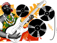 Nigerian music legend, Oliver de Coque gets Google Doodle posthumous birthday celebration