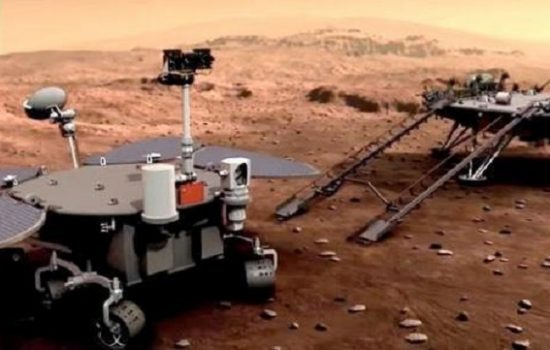 Global tech roundup: China lands on Mars, Ethereum founder donates $1bn worth of crypto to India and others