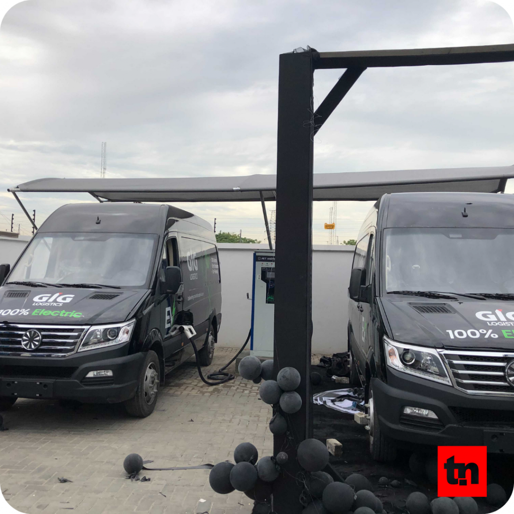 GIGL & JET Motor partner to launch Nigeria's first Electric Vehicle for deliveries
