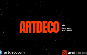 Artdeco NFT project on a mission to bridge the gap between digital creators & blockchain technology in a thrilling way