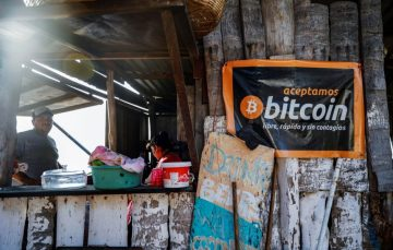 El Salvador has become the first country in the world to adopt bitcoin as legal tender