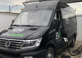 GIGL partners JET Motor to launch Nigeria's first electric vehicle for deliveries