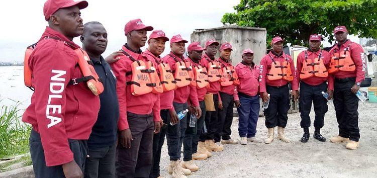 Nigerian drug Enforcement Agents Tracked and Arrested Substance dealers on Instagram