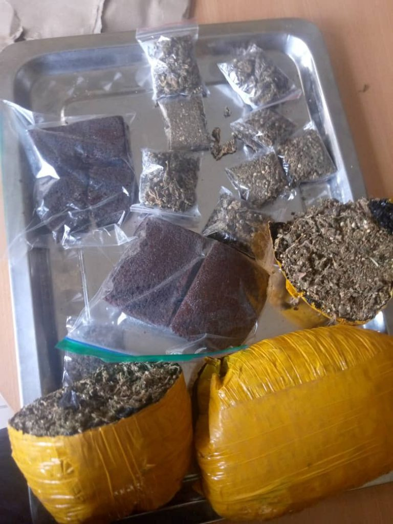 How NDLEA arrested online drug dealers who sell their substances through Instagram