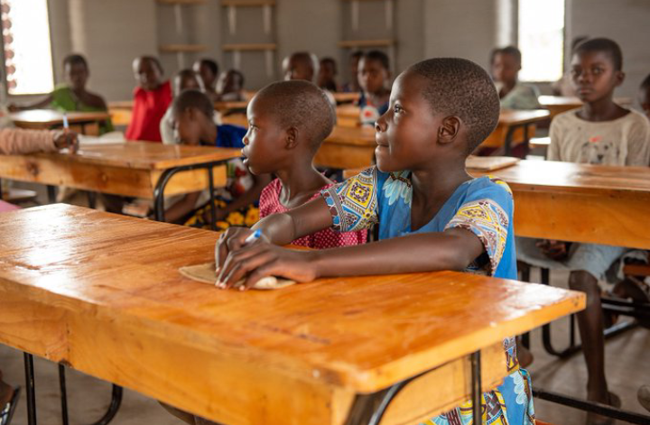 first 3d-printed school in Malawi