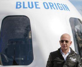 Jeff Bezos' Blue Origin completes second successful space mission