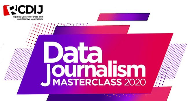 Ripples Nigeria centre set to hold its annual data journalism masterclass