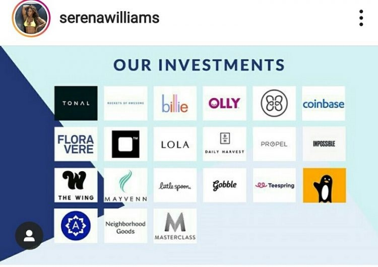 Serena Williams invests undisclosed amount in Nigerian-led fintech, Esusu's $10M Series A Round