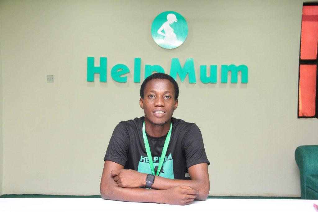 HelpMum's founder, Dr Abiodun Adereni