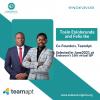 TeamApt Founders, Tosin Eniolorunda and Felix Ike selected to Endeavor Network