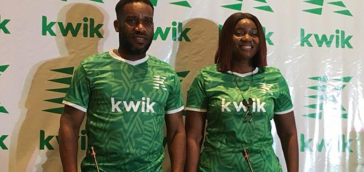 Kwik Delivery unveils Austin Okocha, Fehinty as brand ambassadors, plans Abuja expansion