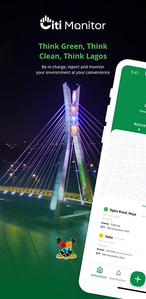 All you need to know about Lagos new Environmental monitoring app 'CitiMonitor'