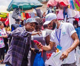 NIBSS demos NQR payment solution at Ajah market, Lagos