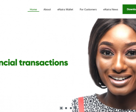 Central Bank opens e-Naira website 4 days ahead of October 1 launch date