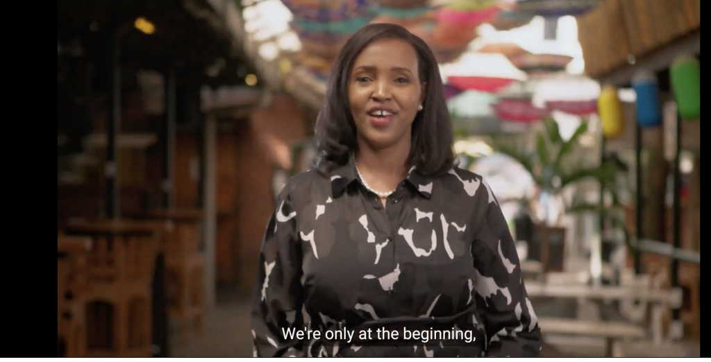 Mariam Abdullahi, Google's director for Android Platform Partnerships in Africa