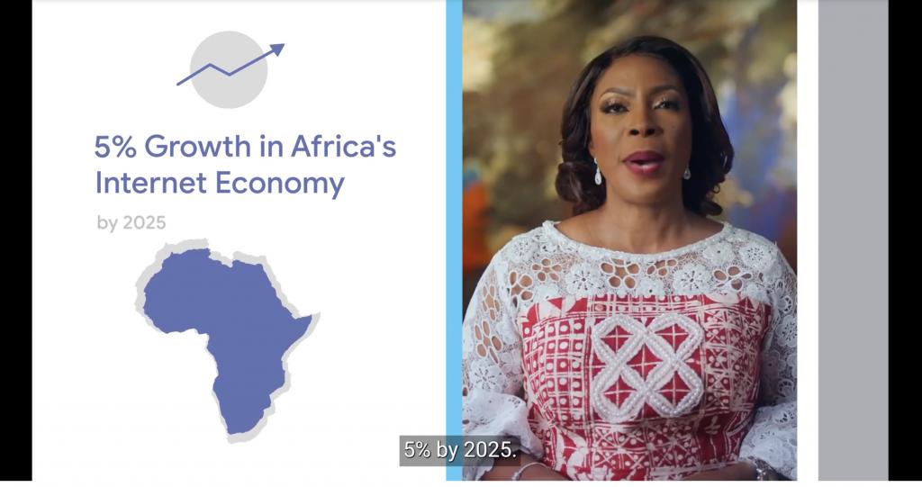 Juliet Ehimuan, Country Director for Google Nigeria