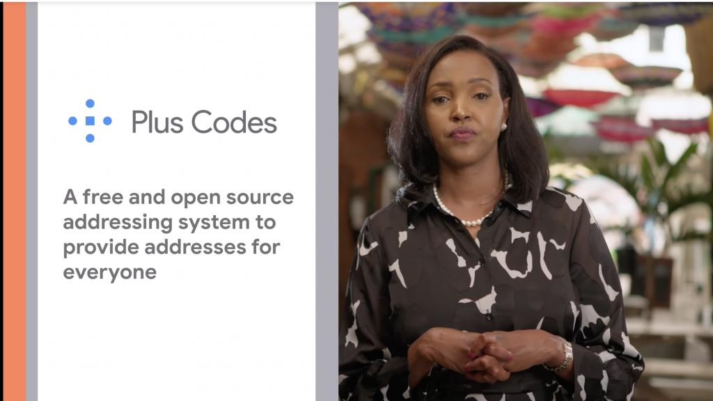 Plus Codes