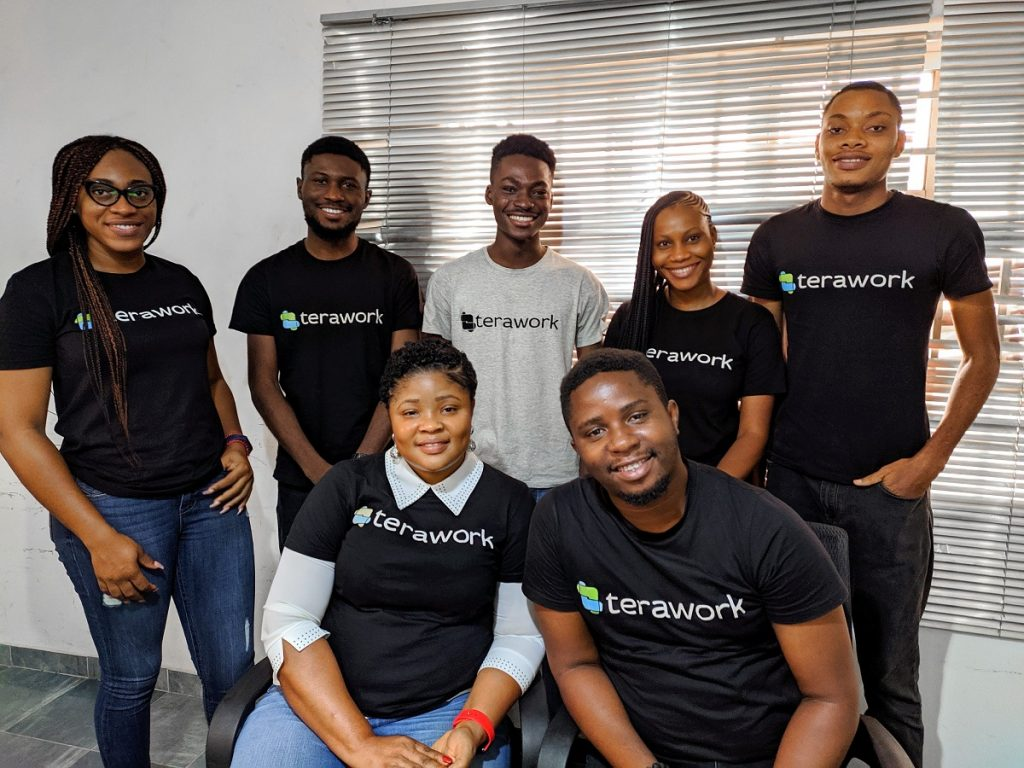 Four African startups receives $20,000 in funding each from the Future of Work Accelerator.